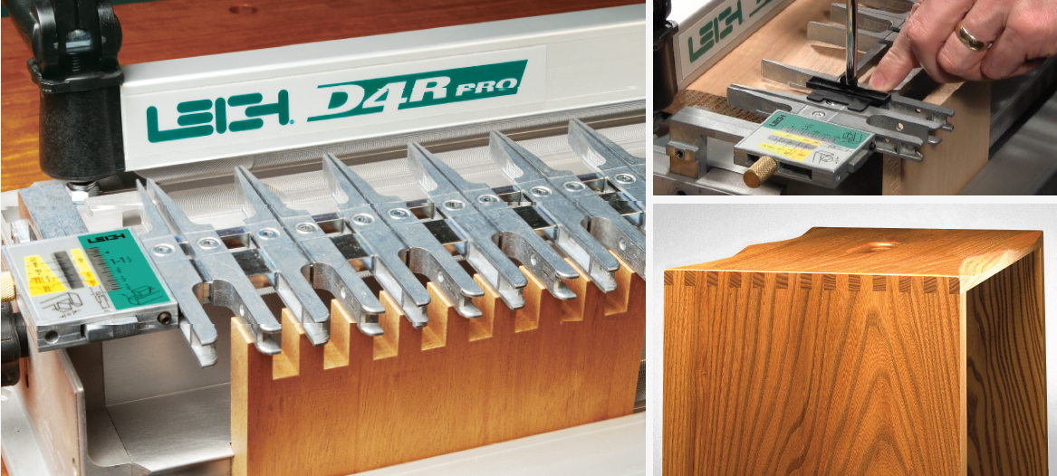 Leigh Box Joints Dovetail Jig