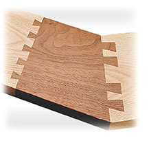 End-on-End Dovetail Jig