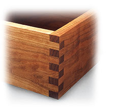 Box Joints / Finger joints Dovetail Jig