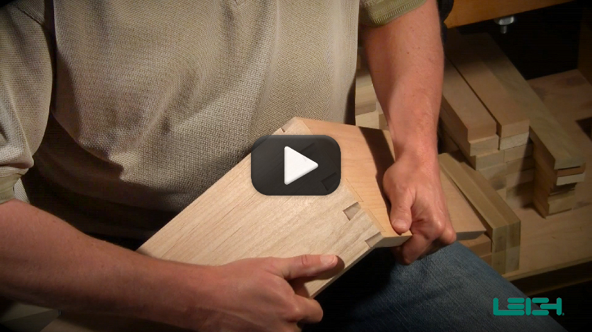 D4R Pro Through Dovetails Video
