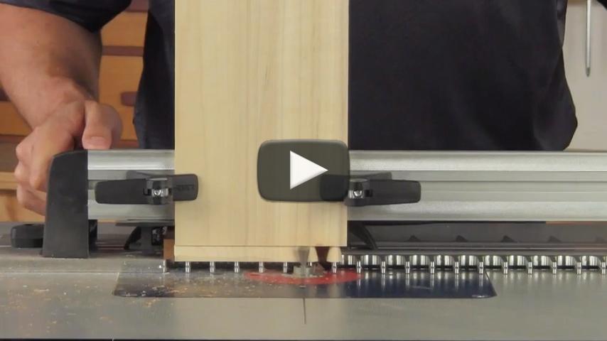 RTJ400 Half Blind Dovetails Video