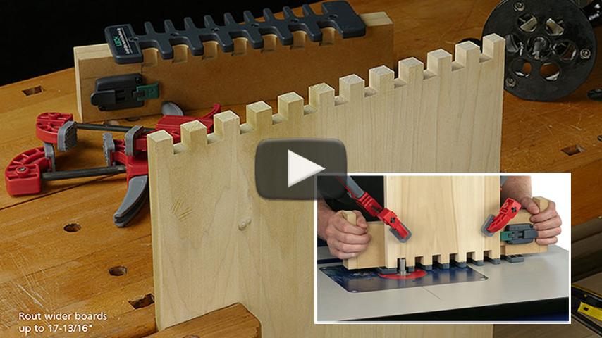 Leigh Box Joint & Beehive Jig Model B975