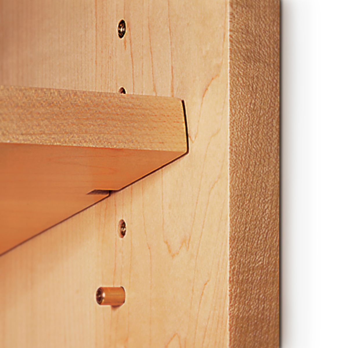 Shelf Holes & Notches Dovetail Jig