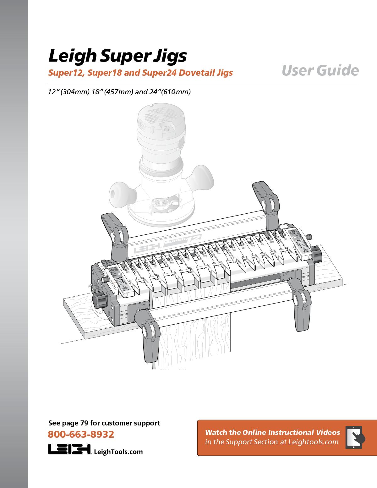 Super Jigs User Guide - Complete