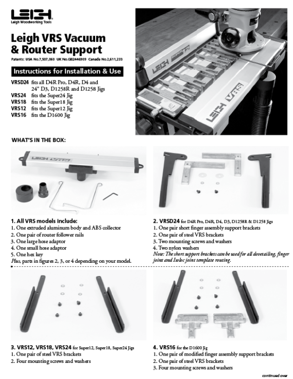 VRS User Guide - Complete