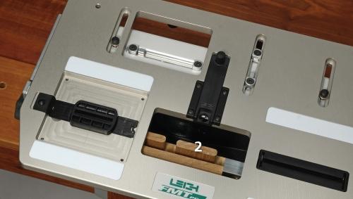 Routing Quad Tenon 2 with type P1130182