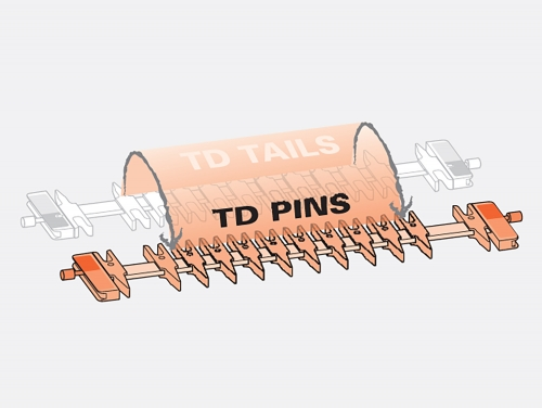 TD Pins website