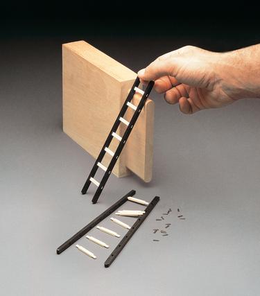 11 Ladder grey