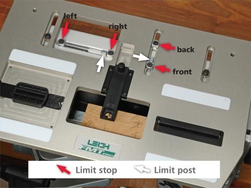 Clamp Sight Quad Tenon FMT Pro with inset P1130188