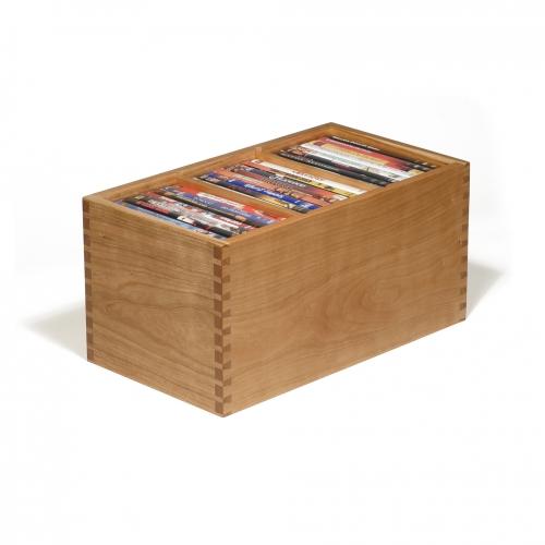 DVD Storage Box HP ThDT 861 28x28 72