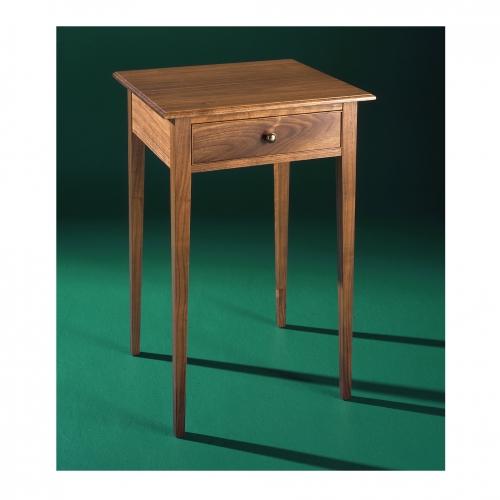 MT Night Table walnut 28x28 72