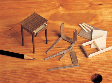 Mini Table - Pencil