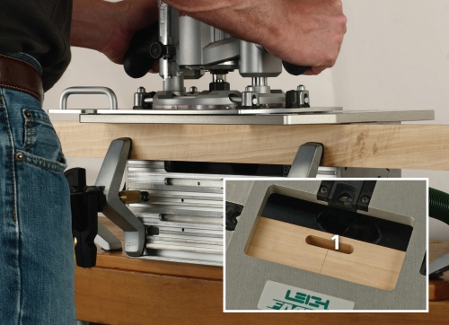 Routing Single Mortise FMT Pro Grey bkgd with inset P1130889