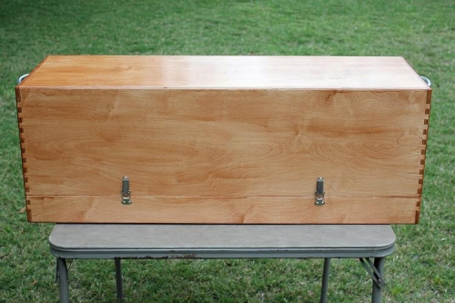 Storage box for D4R Jigparts and F2 Template - Philip Hall, Round Rock, TX1