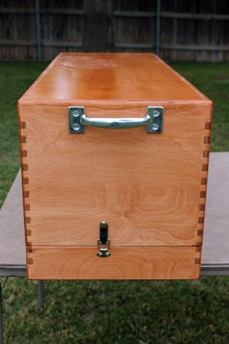 Storage box for D4R Jigparts and F2 Template - Philip Hall, Round Rock, TX3