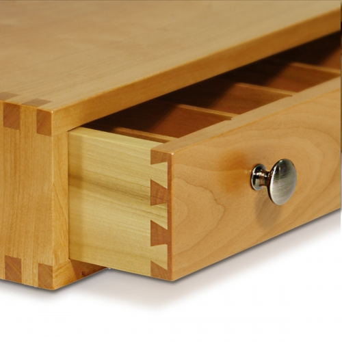 Coffee Box - Through Dovetails and Box Joints