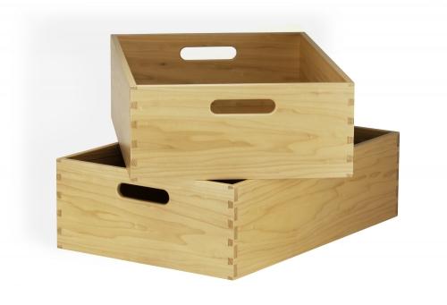 TD330 Dovetail Boxes